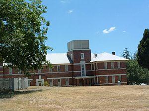 The Park Centre for Mental Health - Dawson House, 2001