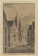 De Onze-Lieve-Vrouwekerk te Brugge