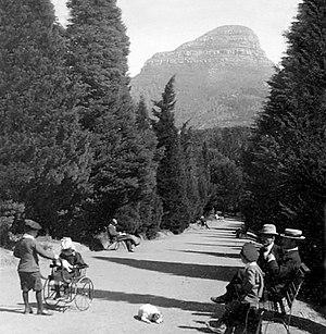 De Waal Park - Image: De Waal Park circa 1898