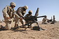 Defense.gov News Photo 101016-N-0475R-140 - U.S. Navy Seabees with Naval Mobile Construction Battalion 5 setup MK-19 grenade launchers during a crew-served weapons qualification range at Camp.jpg