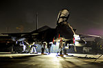 Defense.gov News Photo 120127-F-XQ637-063 - A U.S. Air Force F-15E Strike Eagle receives early morning maintenance at Bagram Airfield Afghanistan on Jan. 28 2012. The aircraft provides.jpg