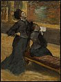 Degas - Visit to a Museum, about 1879–90.jpg