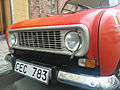 Deluxe Renault 4, with headlamp wipers, probably to get rid of mosquitos in the north (10759067994).jpg
