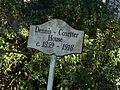 Dennis-Coxetter House marker01.jpg