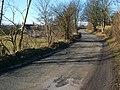 Denovan Road, near Denovan Cottage - geograph.org.uk - 1747599.jpg