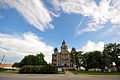 Denton County Courthouse-on-the-Square perspective distortion.jpg