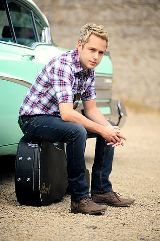 Derek Ryan (singer) - Derek Ryan (photo credits, Colin Price)