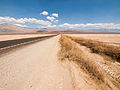 Desert Road on the way to Furnace Creek in Death Valley.jpg