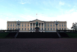 Det kongelige slott photo D Ramey Logan