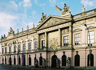 Jean de Bodt - Image: Deutsches historisches Museum Zeughaus Dec 2004 2