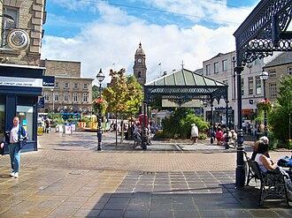 Dewsbury - Market Place