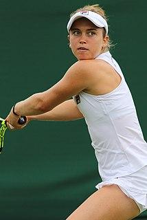 Francesca Di Lorenzo American tennis player