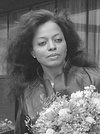 Diana Ross - Ross in 1982