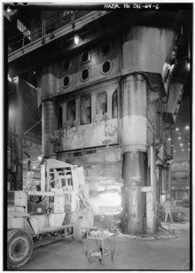 Alcoa 50 000 Ton Forging Press Wikipedia