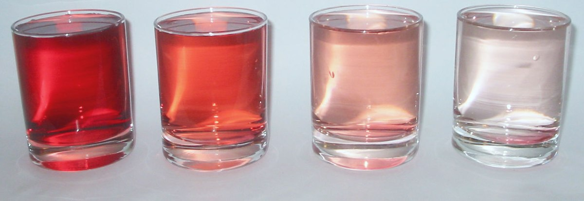 Colorant Rouge Synonyme grenadine (couleur) — wikipédia