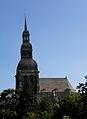 Dinan (22) Basilique Saint-Sauveur Tour-clocher 01.JPG