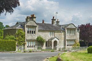 Dinton, Wiltshire - Image: Dinton lodge