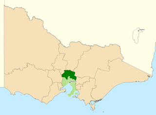 Division of McEwen Australian federal electoral division