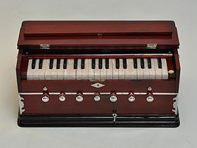 Image illustrative de l'article Harmonium indien