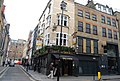 Dog and Duck, Bateman St and Firth St, Soho - geograph.org.uk - 1268910.jpg
