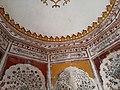 Dome interior of Satghara Temple 1.jpg