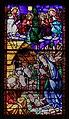 Domenico ghirlandaio (dis., attr.), vetrate di santa maria delle carceri, 1491, natività.jpg