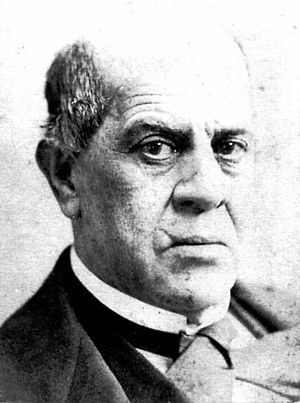Education in Argentina - President Domingo F. Sarmiento, father of the Argentine Education System.