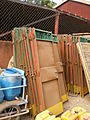 Doors for the construction of ecosan UDD toilets (3266990882).jpg