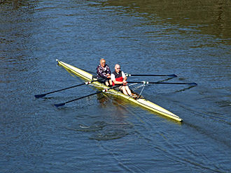 Double scull - Double scull