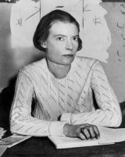 Dorothy Day, co-founder of the Catholic Worker Movement Dorothy Day 1934.jpg