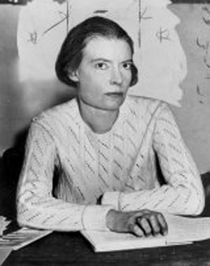 Christian anarchism - Dorothy Day, co-founder of the Catholic Workers.