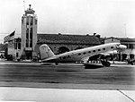 Douglas DC-1 at Grand Central Air Terminal 1933.jpg