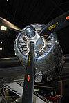 Douglas VC-54C engine detail, National Museum of the US Air Force, Dayton, Ohio, USA. (46514385951).jpg