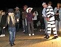 Doullens (5 septembre 2009) le sheriff et la miss 1.jpg