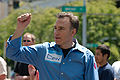 Dow Constantine at Seattle PrideFest 2009.jpg