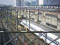 Dr Yellow in Oi Rail Yard 1.jpg