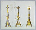 Drawing, Three Designs for Candlesticks, 1802 (CH 18547941).jpg