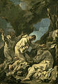 Drie Camaldolenser monniken in extatisch gebed Rijksmuseum SK-C-1358.jpeg