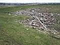 Driftwood beside river sea wall - geograph.org.uk - 1169657.jpg