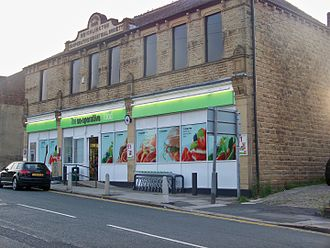 Drighlington - The Co-op