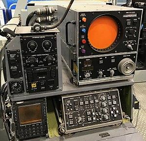 AQS-13 - AQS-13F Dry-End Components