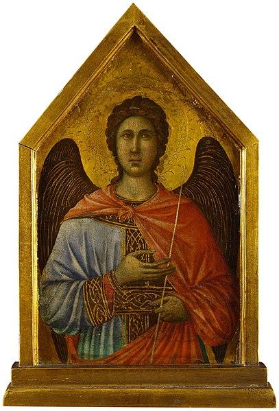 File:Duccio angel gabriel.jpg