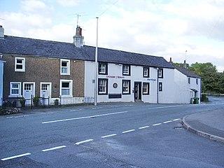 Bridgefoot Human settlement in England