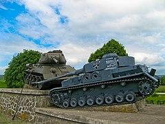 Dukla Pass battle monument 2