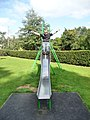 Dulverton , Slide in the Playground - geograph.org.uk - 1494164.jpg