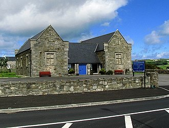 Dunfanaghy - Dunfanaghy Workhouse Heritage Centre