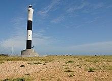 Dungeness Lighthouse - Wikipedia