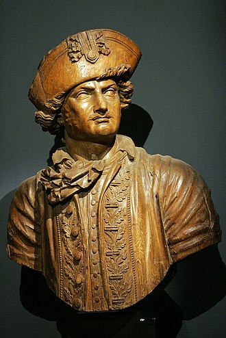 Abraham Duquesne - Figurehead of the ''Duquesne'' of 1814