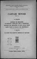 Durando - Cartario dei monasteri di Grazzano, Vezzolano, Crea e Pontestura, 1908 - 1157577.tif