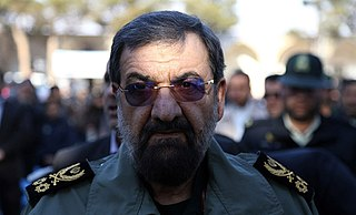 Mohsen Rezaee Iranian politician and senior military officer